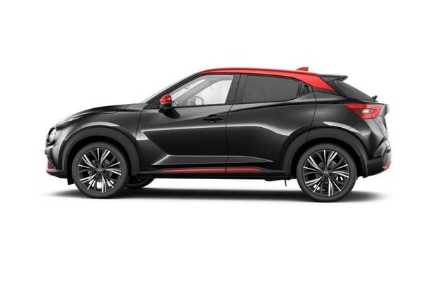 Genuine Nissan Juke Red Door Sill Strips - 2019-2021|NWG ...