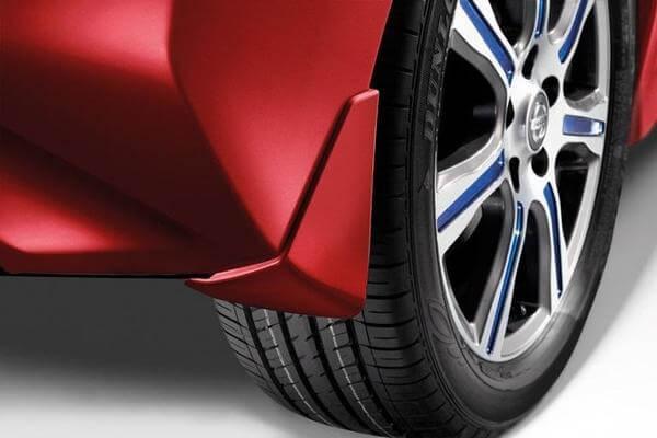 Genuine Nissan Juke Front Mudguards -2019-2020 | NWG Parts