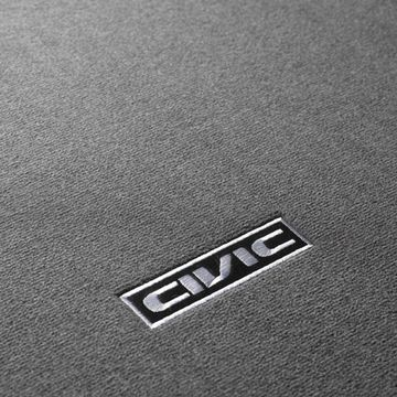 Genuine Carpet Mats - Honda Civic 5 door 2001-2005 image 1
