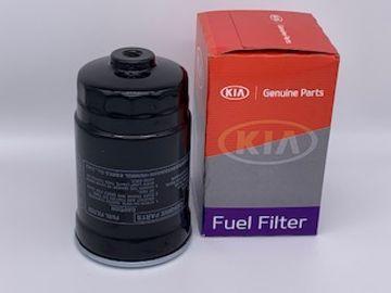 genuine fuel filter - kia stinger 2017-2019 2.2 diesel | nwg parts  nwg parts