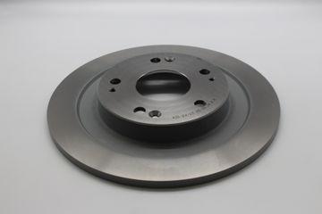 Genuine Rear Brake Discs Honda Civic Petrol 2001 - 2005 image 1